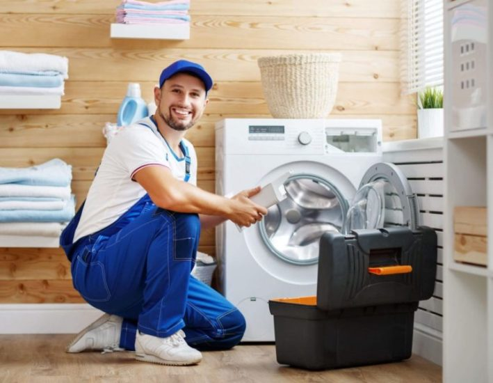 Front Load Washing Machine Repair