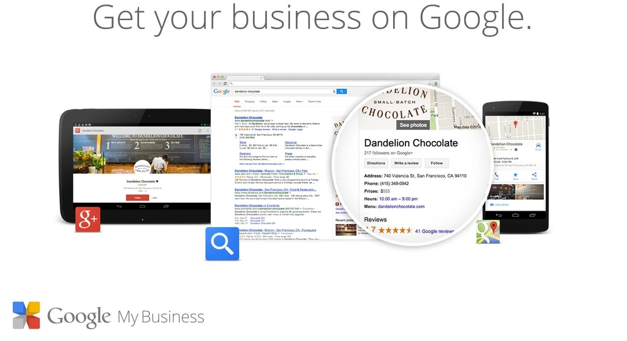 Google my business agency